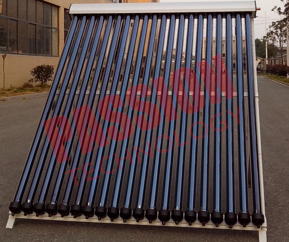 Anti Freezing Heat Pipe Solar Collector For Swimming Pool Solar Water Heater
