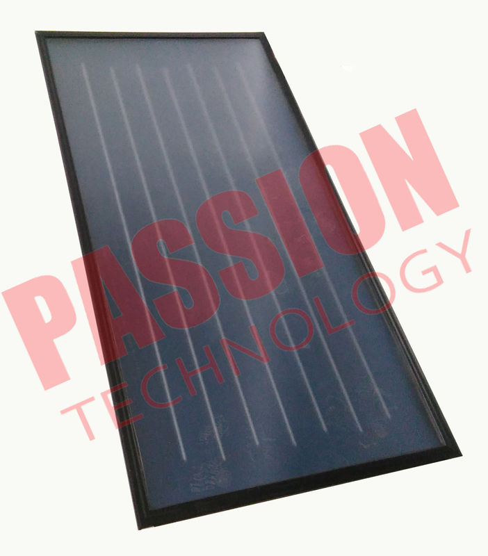 High Absorption Flat Plate Solar Thermal Collector Aluminum Alloy Frame