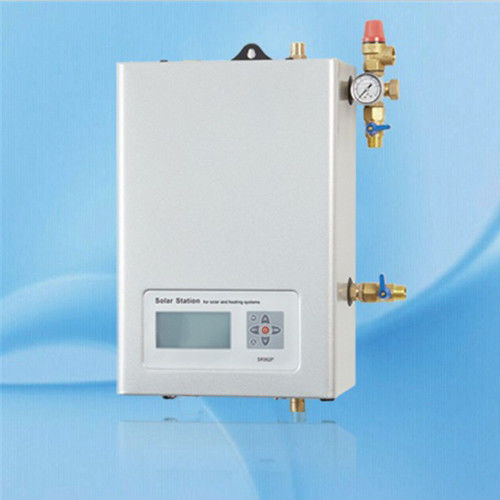 Solar Pump Station including Controller and Pump